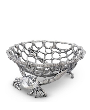 Arthur Court Fruit Centerpiece Basket