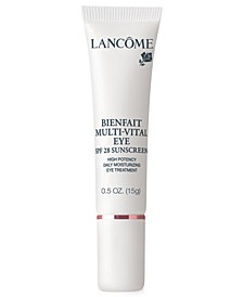 Bienfait Multi-Vital Eye SPF 28 Sunscreen, 0.5 oz