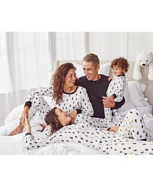 Matching Family Pajamas, Tree Print, Created For Macy's