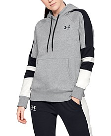 Women's Rival Fleece LC Logo Novelty Hoodie