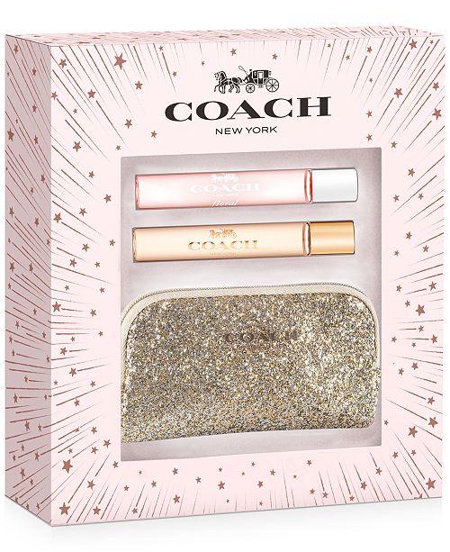 COACH 3-Pc. Eau de Parfum Purse Spray Gift Set
