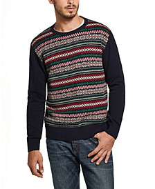 Men's Fair Isle Sweater
