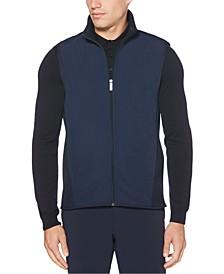 Men's Fleece Zip Vest