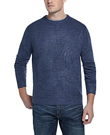 Men's Waffle Knit Sweater
