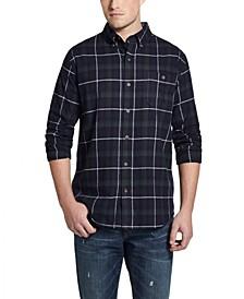 Men's Brushed Flannel Shirt