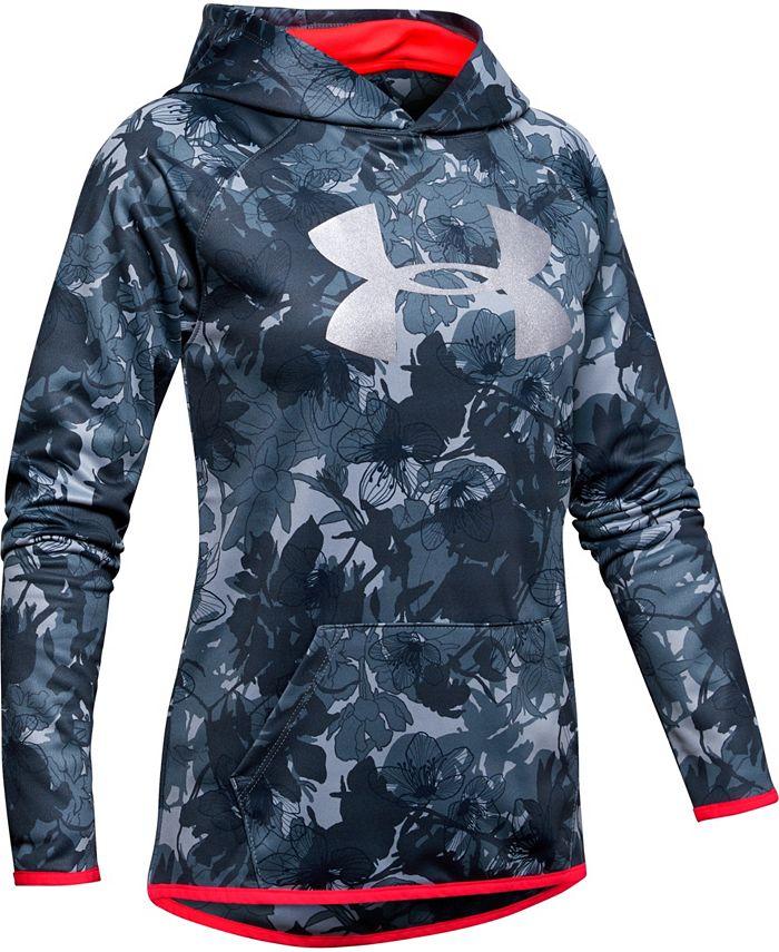 Under Armour - Girls' Armour Fleece® Hoodie