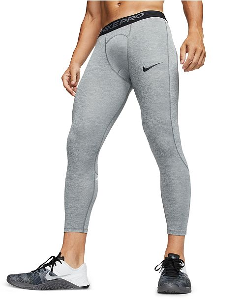Nike Men's Pro Dri-FIT Cropped Leggings