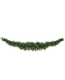 7' Canadian Pine Artificial Christmas Swag - Unlit
