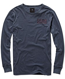 Men's Long-Sleeve Logo T-Shirt, Created For Macy's