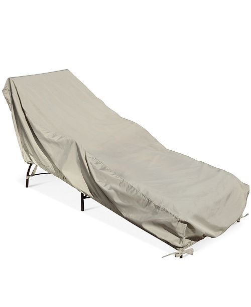 Treasure Garden Outdoor  Furniture Chaise Lounge Cover, Quick Ship