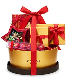 Make It Merry Chocolate Gift Basket