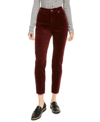 Boys Tommy Hilfiger $42.50 Brown Light Weight Corduroy Pants Size 8-18