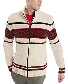 Men's Chalet Full-Zip Sweater