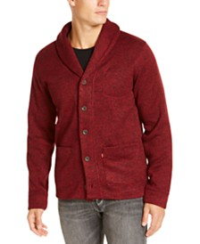 Levi's Men's Rand Shawl-Collar Cardigan