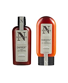 Solo Noir Daily Cleansing 2-Piece Starter Kit, 4 Oz