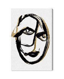Abstract Portrait Canvas Art Collection