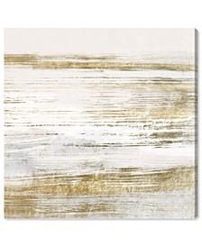 Blush Romance Gold Canvas Art Collection