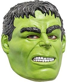 Avengers Kids Hulk Vinyl Mask