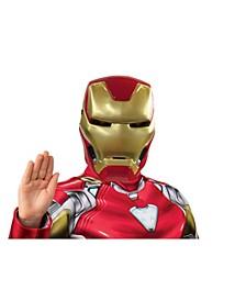 Avengers Endgame Iron Man Child Mask