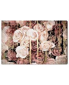 "Shabby Chic Romance Canvas Art - 30"" x 45"" x 1.5"""