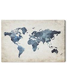 Mapamundi New Worlds v2 Canvas Art Collection