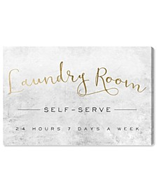 Laundry Room Canvas Art Collection