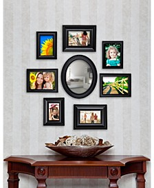 8pc Inj Frame Set W Mirror