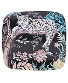 Exotic Jungle Square Platter