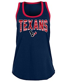Women's Houston Texans Contrast Tank