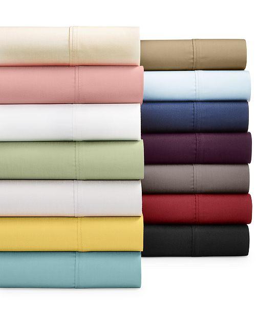 AQ Textiles Parker 1200-Thread Count Extra Deep Pocket 4-Pc. Sheet Set Collection