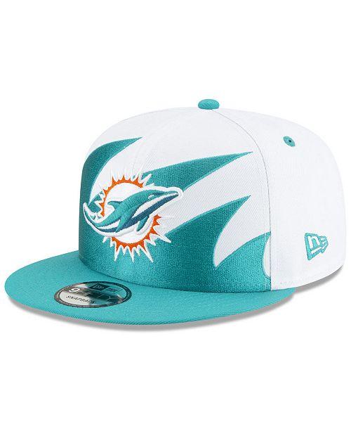 New Era Miami Dolphins Vintage Sharktooth 9FIFTY Cap