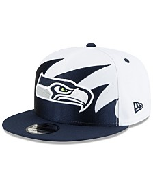 New Era Seattle Seahawks Vintage Sharktooth 9FIFTY Cap