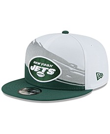 New York Jets Vintage Paintbrush 9FIFTY Cap