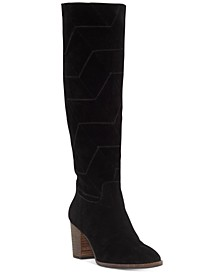 Women's Prouska Leather Boots