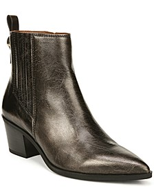 Shay Western Booties