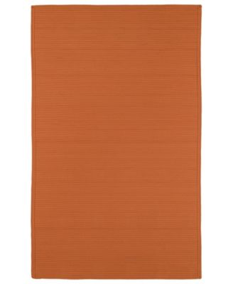 Bikini 3020-89 Orange 5' x 8' Area Rug