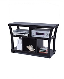 Wooden Entertainment TV Stand