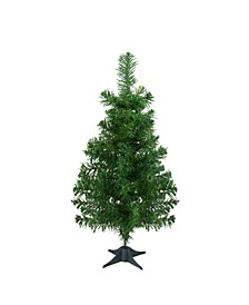 2' Noble Pine Artificial Christmas Tree - Unlit