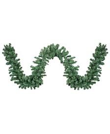 9' Colorado Spruce Artificial Christmas Garland - Unlit