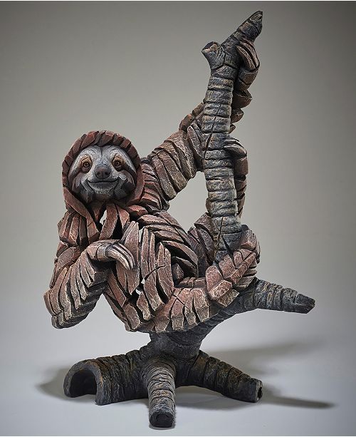 Enesco Edge Sloth Figure