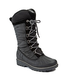 Waterproof Cold Weather Sybil Mid Calf Boot