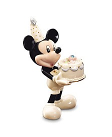 Birthstone Mickey December Figurine