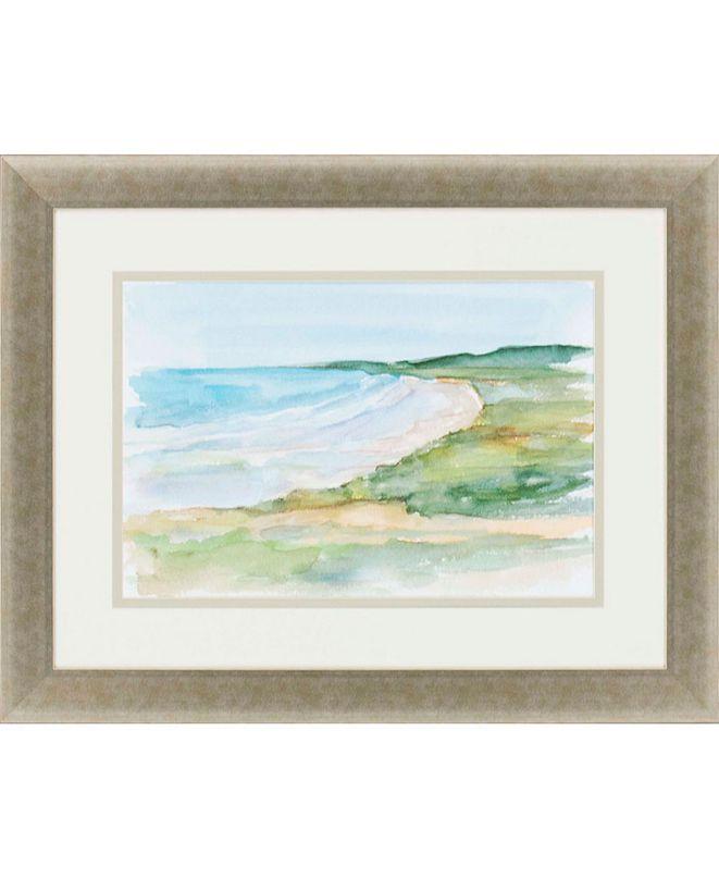 "Paragon Impressionist View VI Framed Wall Art, 28"" x 36"""