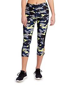 Fashion Capri Lace Up Legging
