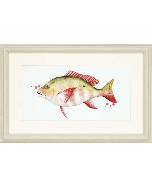 "Paragon Chromatic Catch II Framed Wall Art, 21"" x 33"""