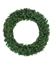 Mixed Canyon Pine Artificial Christmas Wreath - 60-Inch Unlit