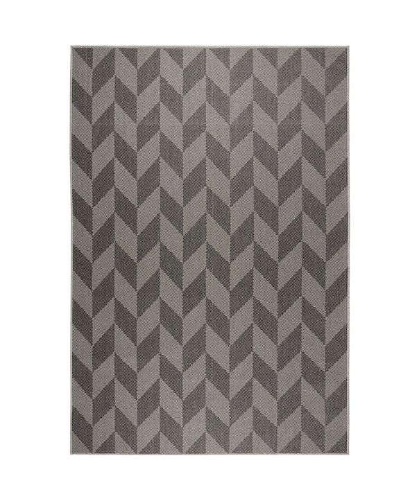 Nicole Miller  Patio Country Calla Black Area Rug Collection