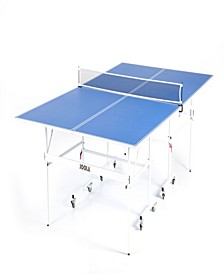 Quadri 15Mm Table Tennis Table with Net and Post Set