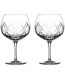 Waterford Gin Journeys Olann Balloon Glass Pair