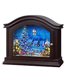 Mr. Christmas Mantel Music Box